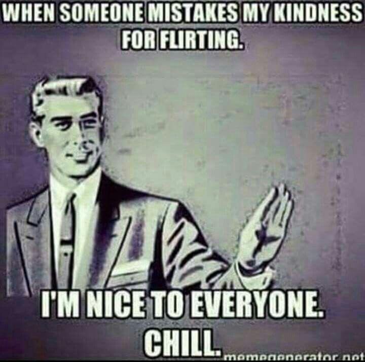 flirting meme chill facebook free download
