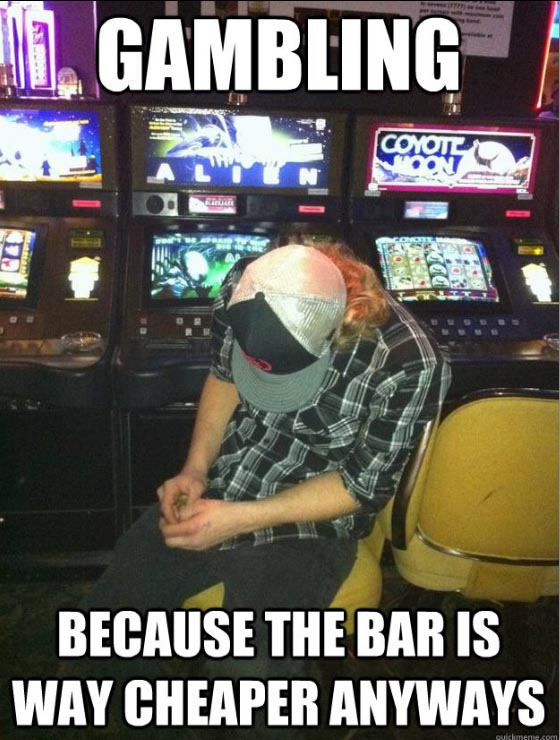 Funny Gambling