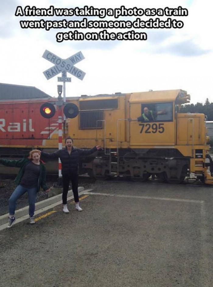 Funny Train Memes