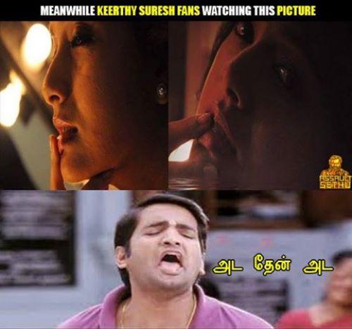 Santhanam Memes