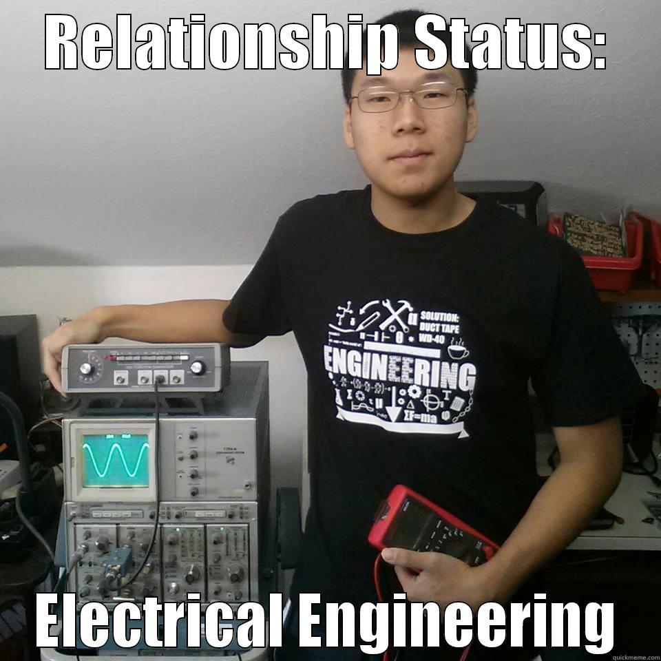 Electrical Engineering Memes