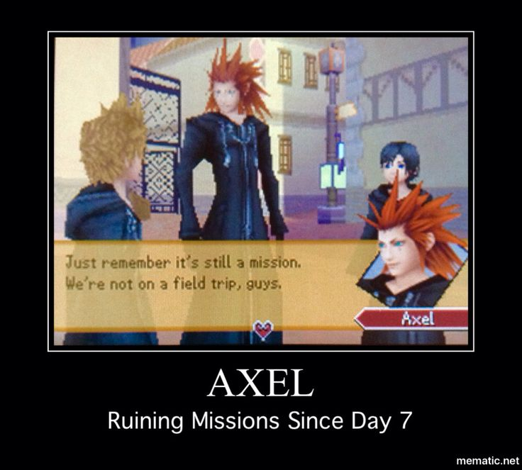 Kingdom Hearts Memes