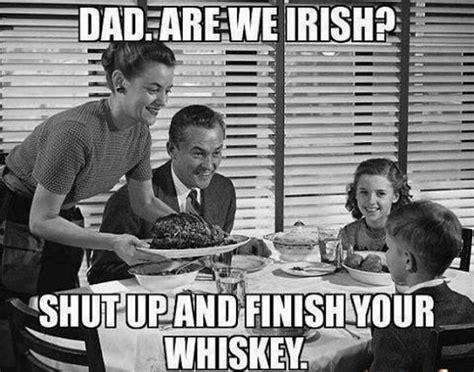 Irish Drinking Memes