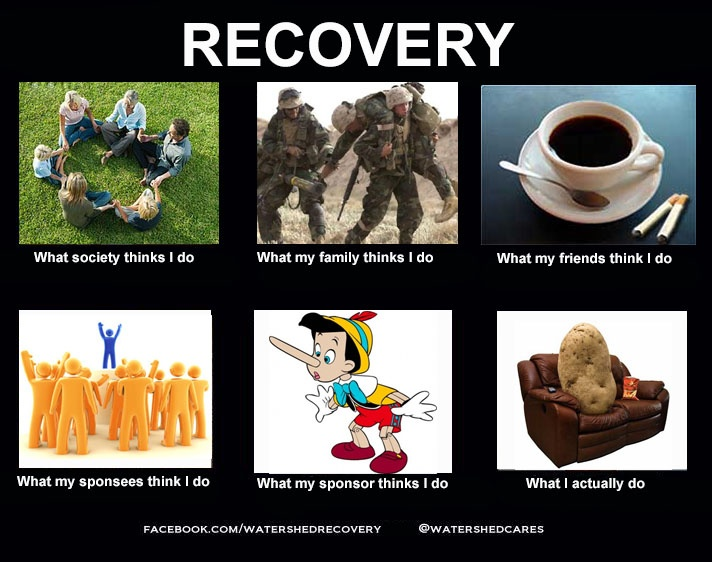 Drug Addiction Recovery Memes