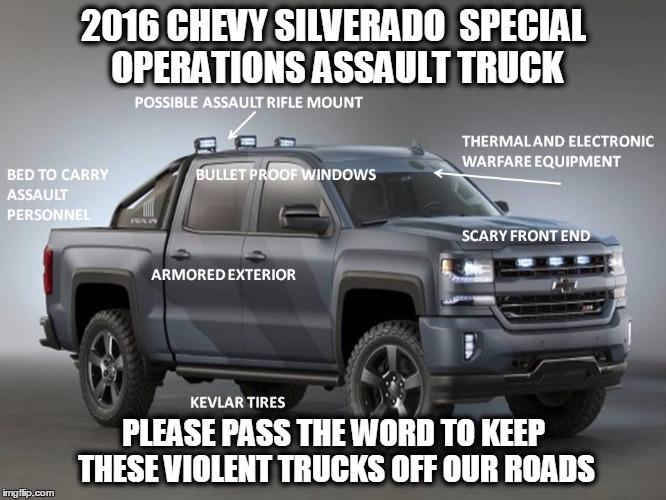 Chevy Truck Memes