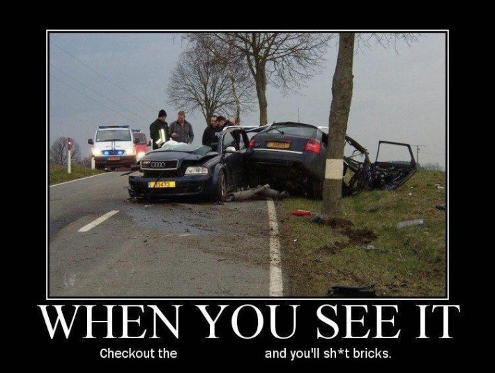 Funny Accident Memes