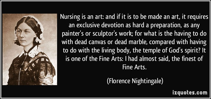 lytton stracheys excerpt on florence nightingale essay Florence nightingale was born on may 12, 1820 in florence, italy she came from a wealthy family nightingale was the first woman to receive the prestigious order of merit she was a tireless worker that established modern nursing and laid the foundation for public health and the red cross.