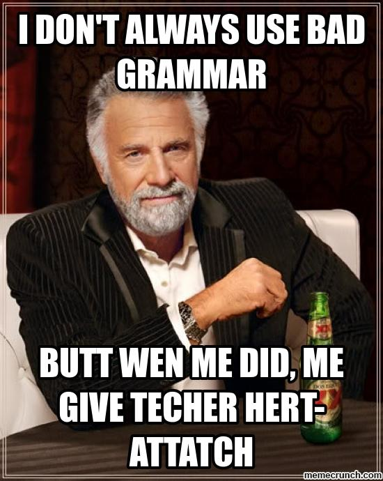 Funny English Memes
