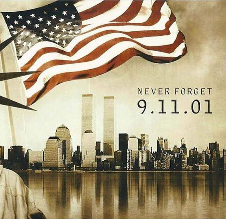 Image result for 9/11 never forget