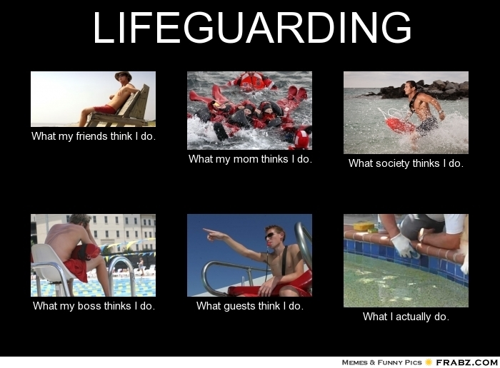 Lifeguard Memes