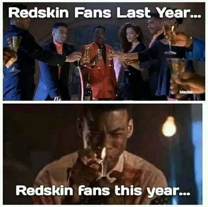 Redskins Funny Memes