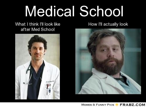 Medical School Memes