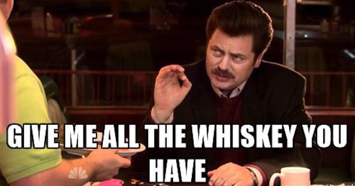 Whiskey Memes