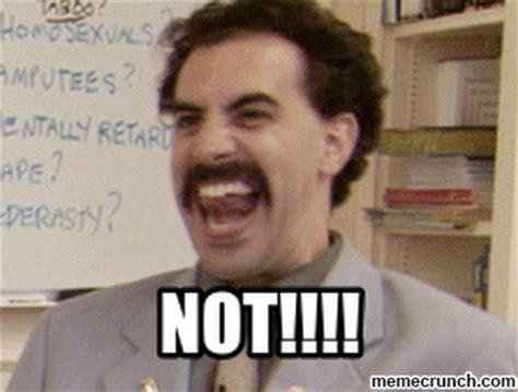 Borat not Memes