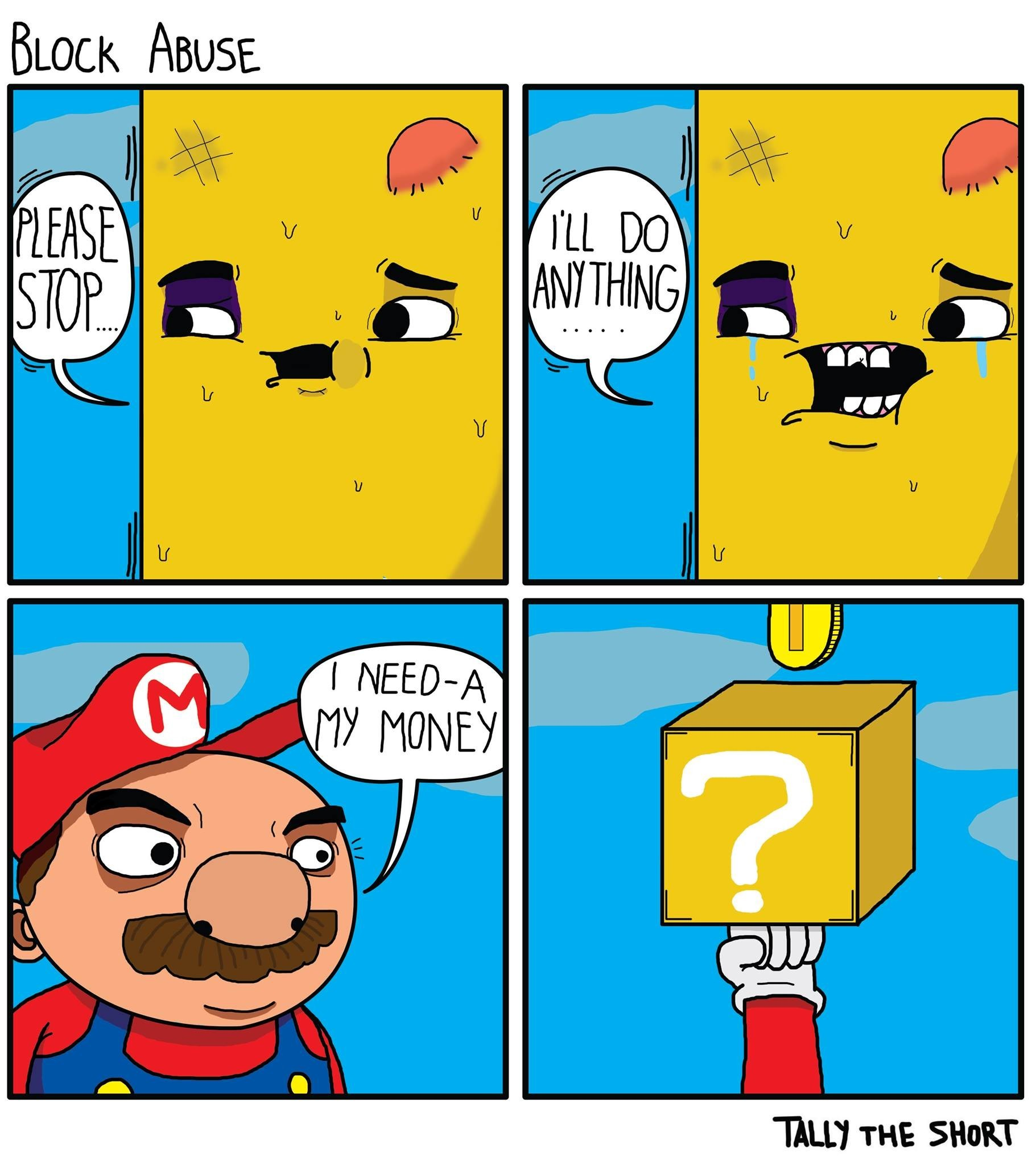 mario and luigi memes clean