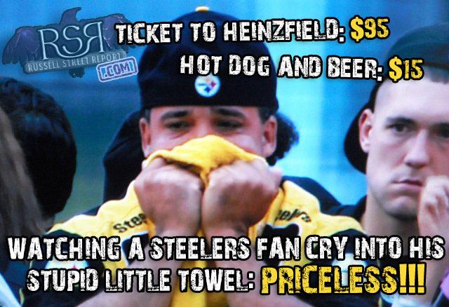 Pittsburgh Steelers Losing Memes