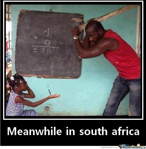 Funny South African Memes