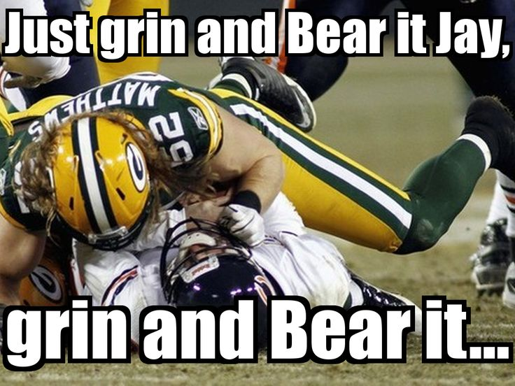 Green Bay Vs Bears Memes