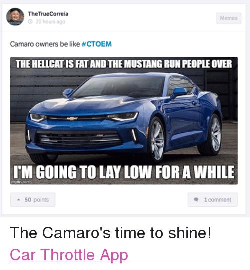 Camaro Memes
