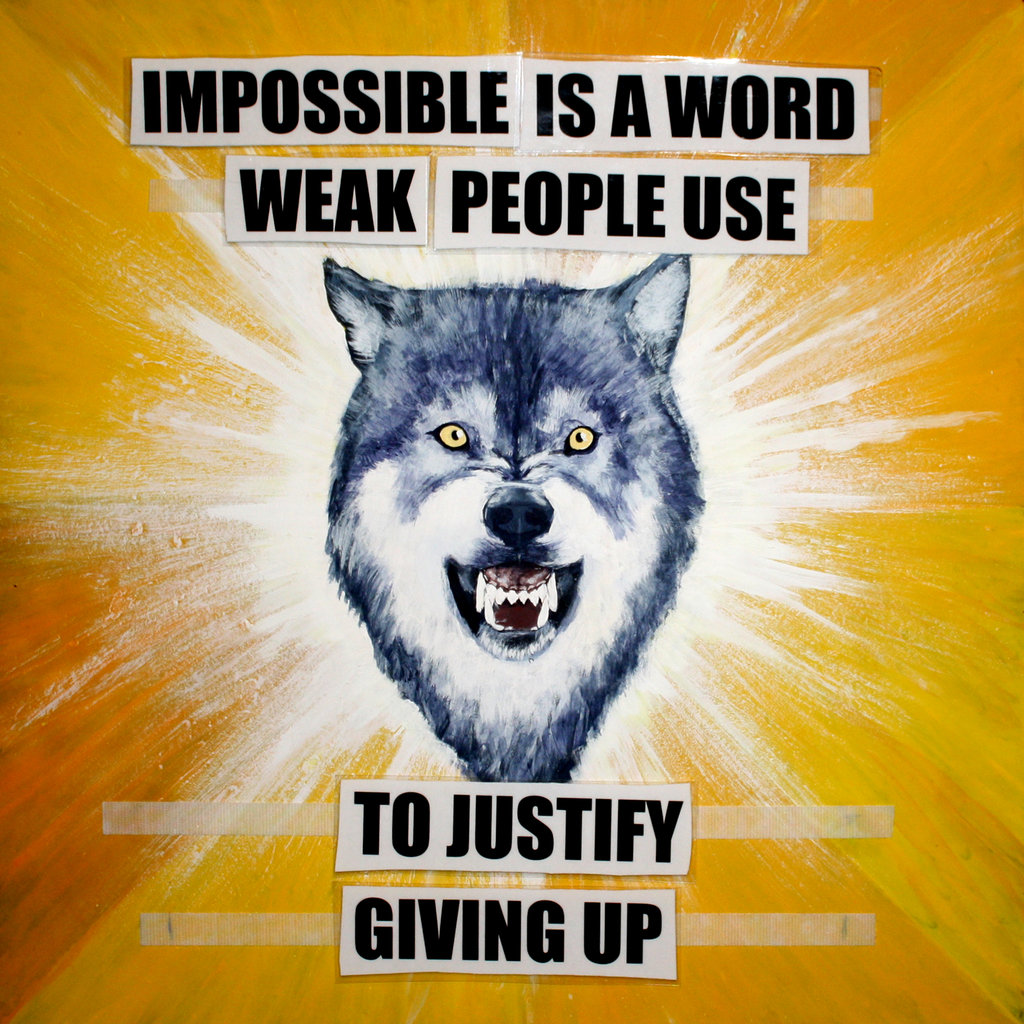 Courage Wolf Memes