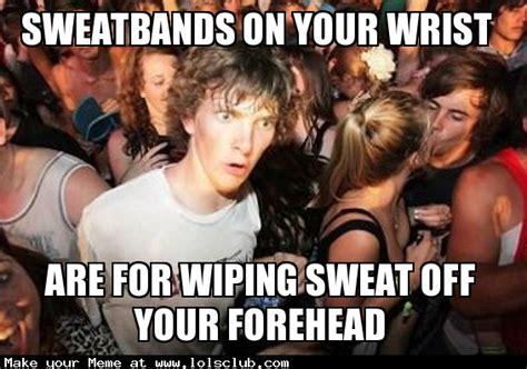 Wiping sweat Memes