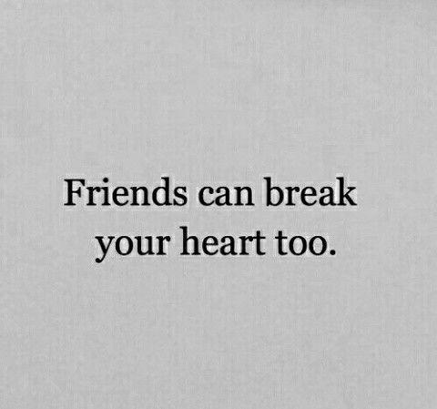 broken friendship memes