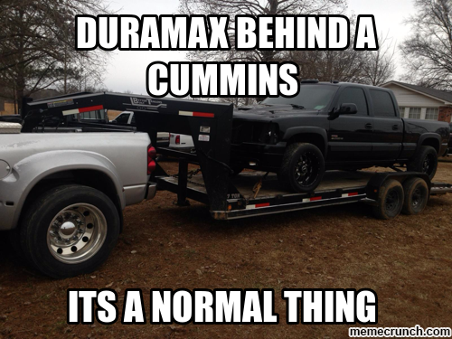 Duramax Memes