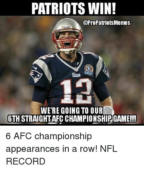 Pro patriots meme