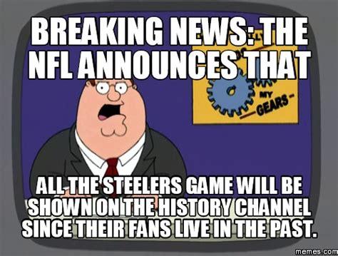 Steelers Fan Memes