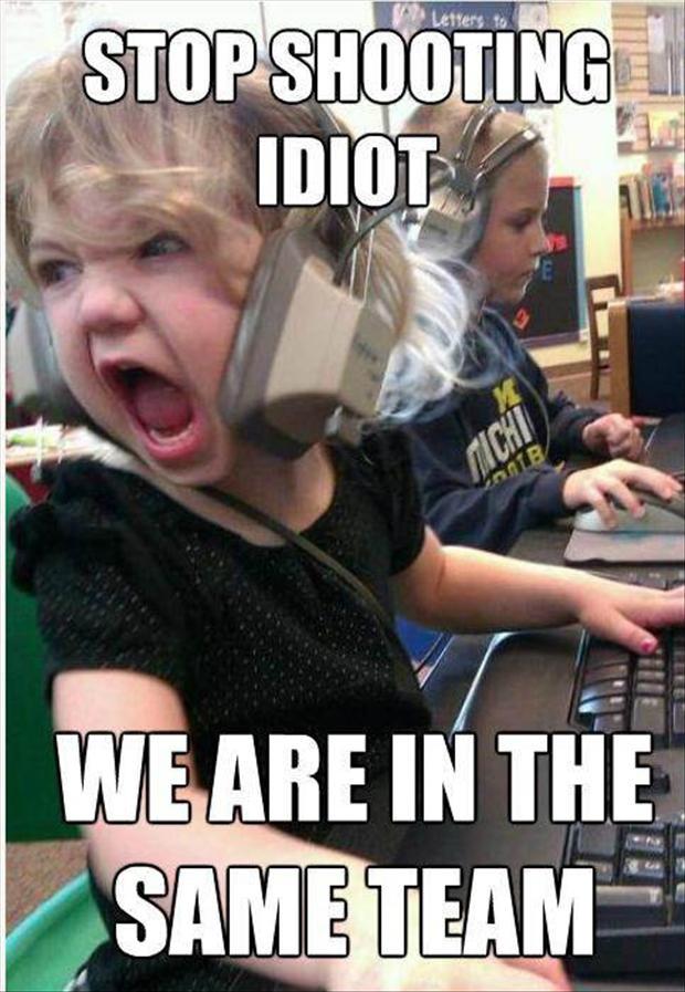 Funny Gaming Memes