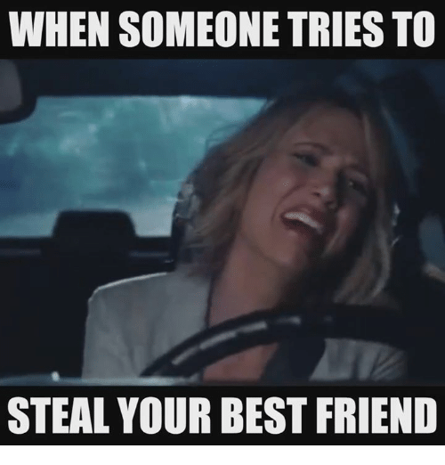 My friend crush stealing best is my My friend