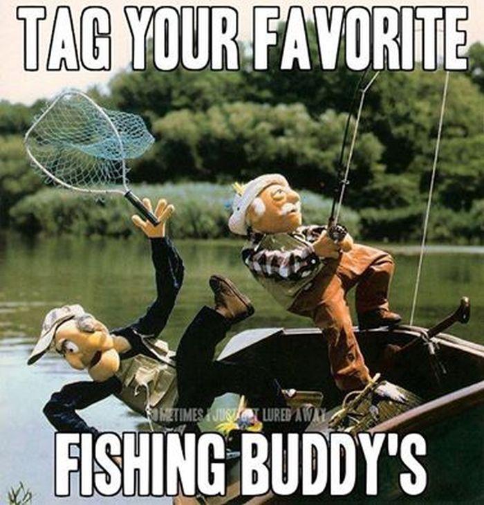 Funny Fishing Memes