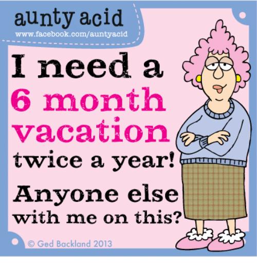 Aunty Acid Memes
