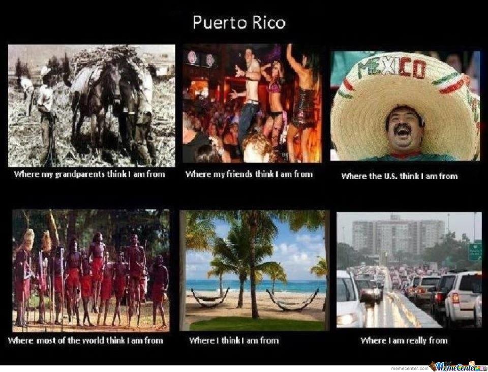 dating een Puerto Ricaanse meme