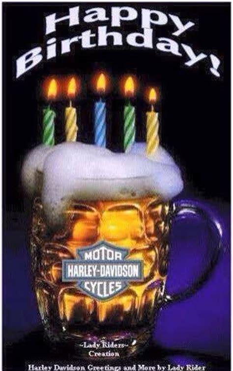 Harley Davidson Happy Birthday Memes