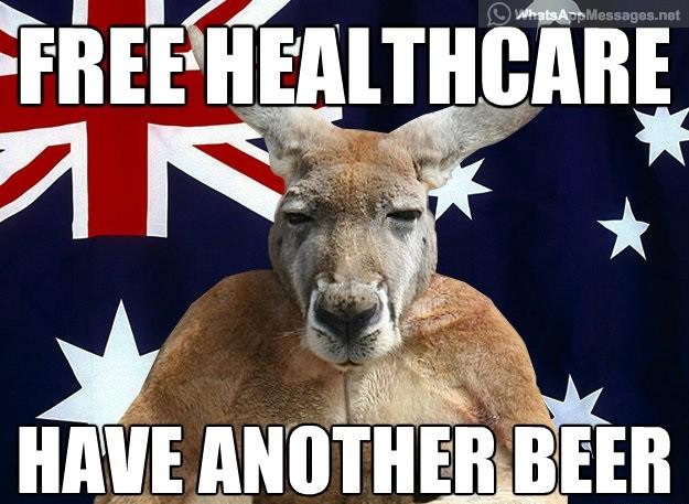 Australia day Memes
