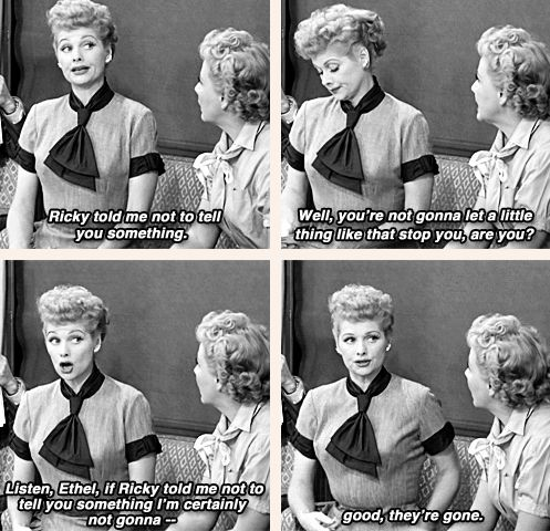 Lucy And Ethel Memes