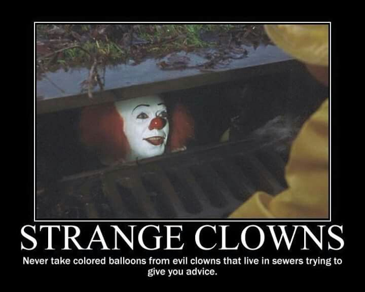 Scary Clown Memes Gifs Imgflip