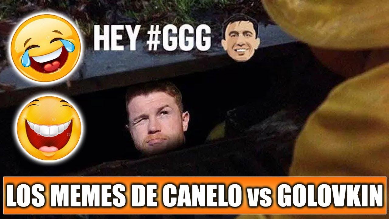 Los Mejores Memes De La Pelea Canelo Vs Golovkin Youtube