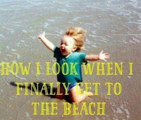Beach Vacation Memes