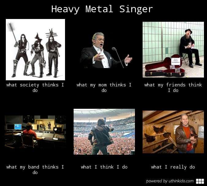 Heavy Metal Memes