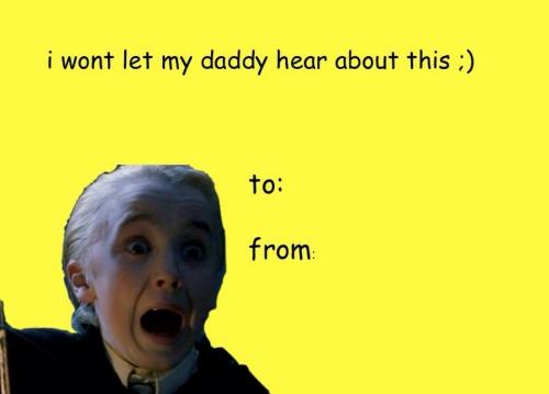 Harry Potter Valentines Day Memes