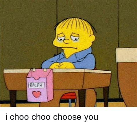 I Choo Choo Choose You Memes