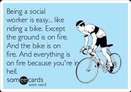 Funny Social Work Memes