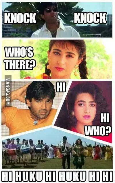 Indian Song Memes Ek din santa subha subha rote hoye doctor ke pass pahucha. indian song memes