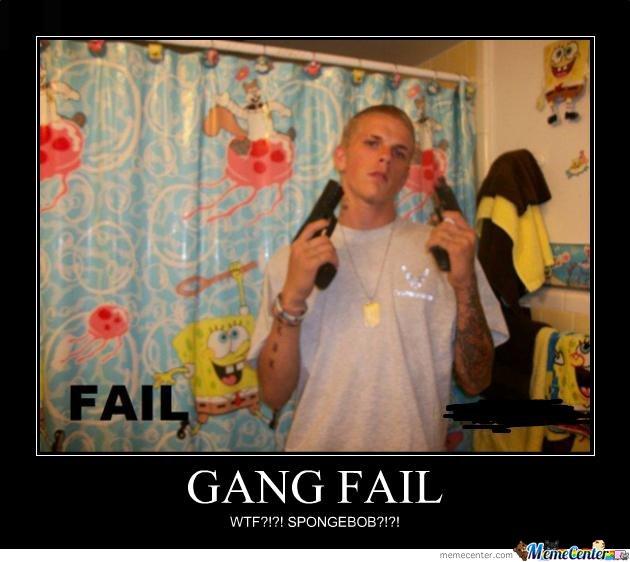 Gang bang gang banger