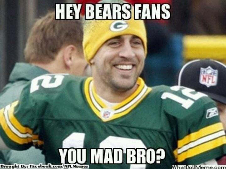 Chicago Bears Vs Packers Memes