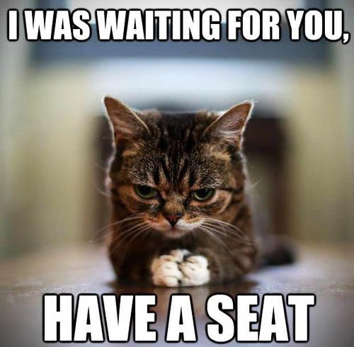 Funny Waiting Memes