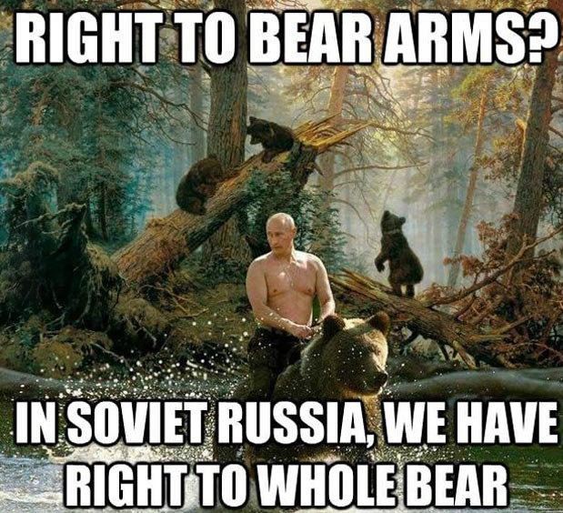 In Russia Memes