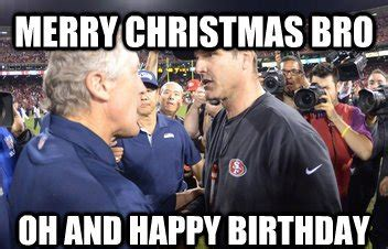 Christmas Birthday Memes